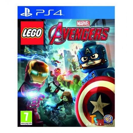 Juego Lego Marvel Avengers Ps4 Super Games