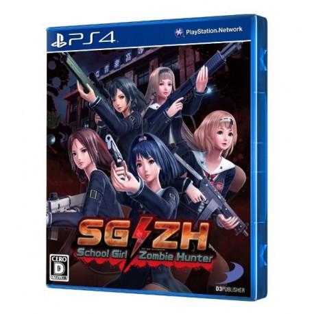 Juego School Girl Zombie Hunter Ps4 Super Games