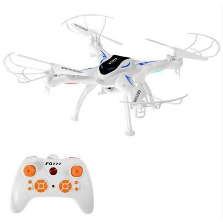 DRONE FQ777 FQ37C COM Wi-Fi FPV CONTROLE REMOTO 2.4GHz CAMERA HD