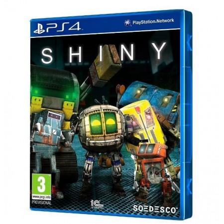 JOGO SHINY PS4