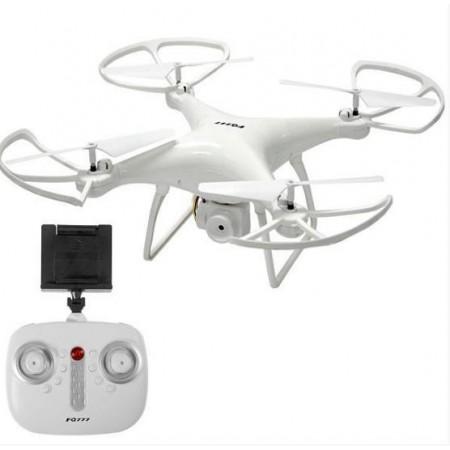 DRONE FQ777 FQ33W Wi-Fi FPV CONTROLE REMOTO 2.4GHz