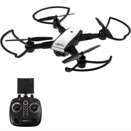 DRONE FQ777 FQ38 WI-FI FPV CONTROLE REMOTO 2.4GHz - PRETO