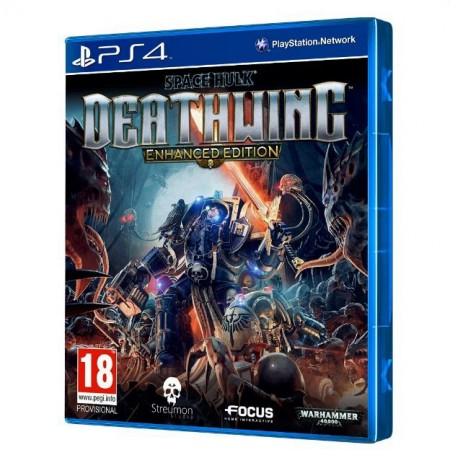 JOGO SPACE HULK DEATHWING ENHANCED EDITION PS4
