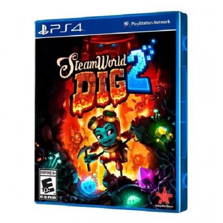 JOGO STEAMWORLD DIG 2 PS4