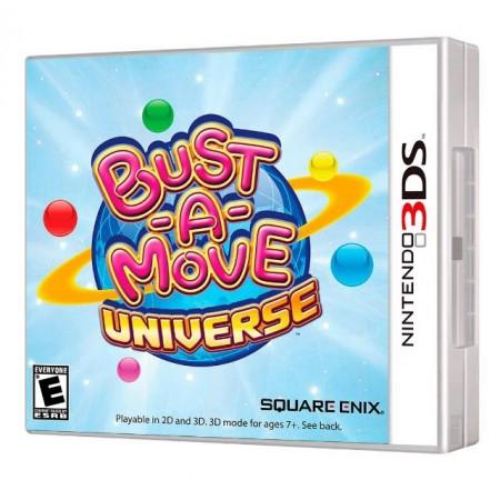 JOGO BUST A MOVE UNIVERSE 3DS
