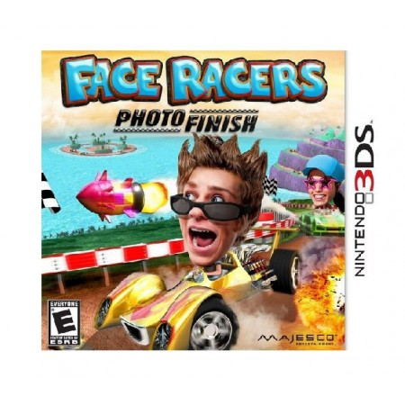 JOGO FACE RACERS PHOTO FINISH 3DS