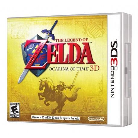 Juego Zelda Ocarina 3ds Super Games