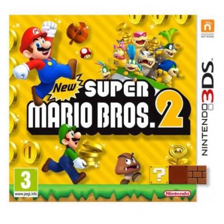 Juego New Super Mario Bros 2 3ds Super Games