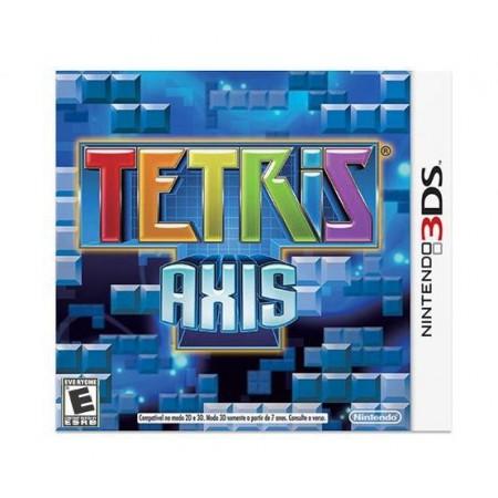 JOGO TETRIS AXIS 3DS