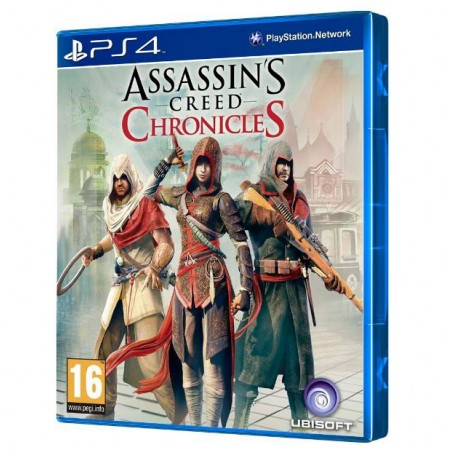 JOGO ASSASINS CREED CHRONICLES PS4