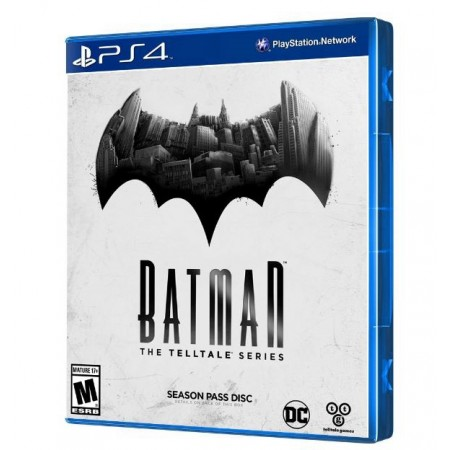 JOGO BATMAN THE TELLTALE SERIES PS4