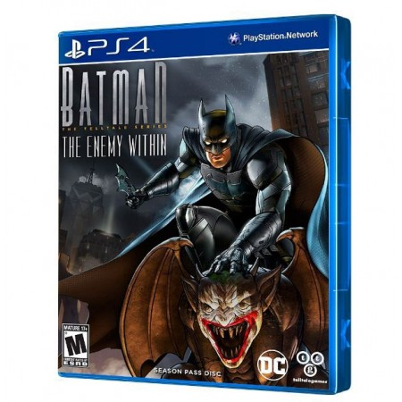 JOGO BATMAN THE ENEMY WITHIN TELLTALE SERIES PS4