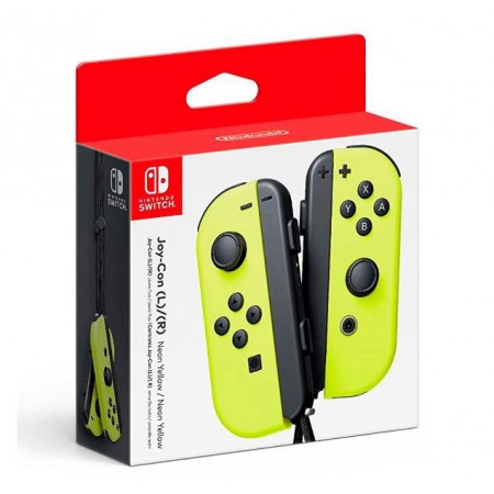 NINTENDO SWITCH JOY-CON L/R AMARELO