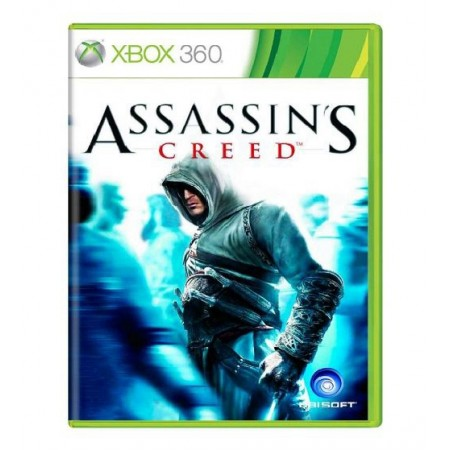 JOGO ASSASSINS CREED XBOX 360