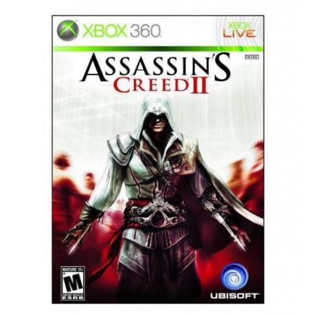 JOGO ASSASSINS CREED II XBOX 360