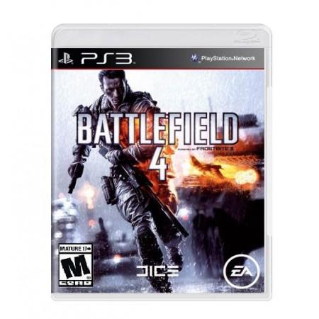 JOGO BATTLEFIELD 4 USA PS3