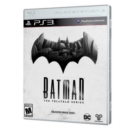 JOGO BATMAN THE TELLTALE SERIES PS3