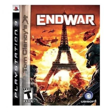 JOGO ENDWAR PS3