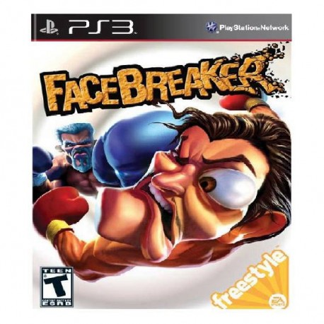 JOGO FACEBREAKER PS3