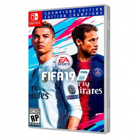 Juego Fifa 19 Champions Edition Nintendo Switch Super Games