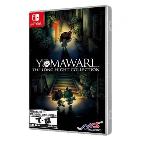 JOGO YOMAWARI THE LONG NIGHT COLLECTION NINTENDO SWITCH