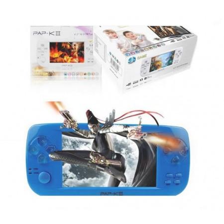CONSOLE PSP PAP-KIII AZUL COM CAMERA