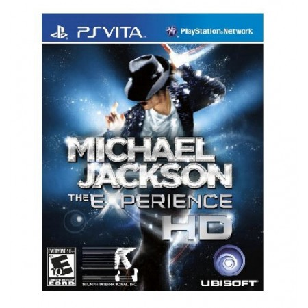 JUEGO MICHAEL JACKSON THE EXPERIENCE HD PS VITA
