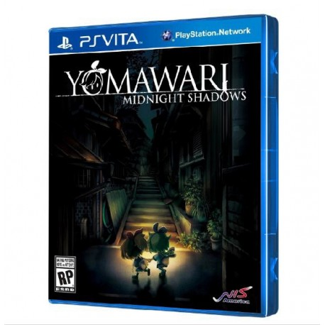 JOGO YOMAWARI MIDNIGHT SHADOWS PS VITA