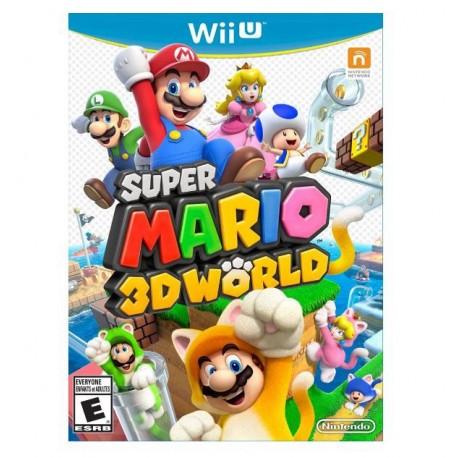 Juego Super Mario 3d World Wii U Super Games