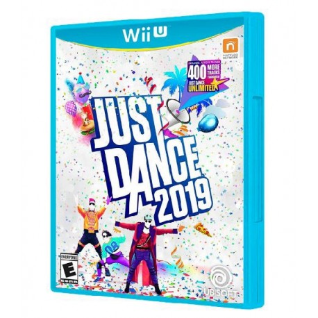 Juego Just Dance 2019 Wii U Super Games