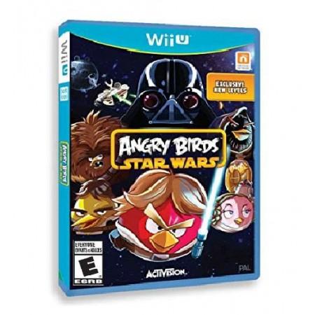 JOGO ANGRY BIRDS STAR WARS WII U