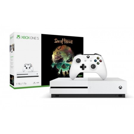 CONSOLE XBOX ONE S  1TB BUNDLE SEA OF THIEVES