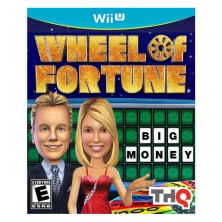 JOGO WHEEL OF FORTUNE WII U