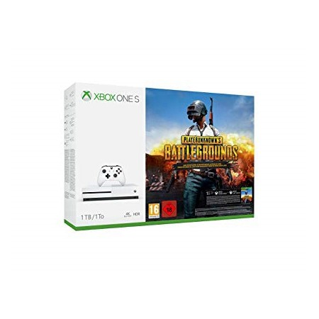 CONSOLE XBOX ONE S 1TB BUNDLE BATTLEGROUNDS