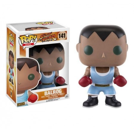 BONECO FUNKO POP STREET FIGHTER - BALROG 141