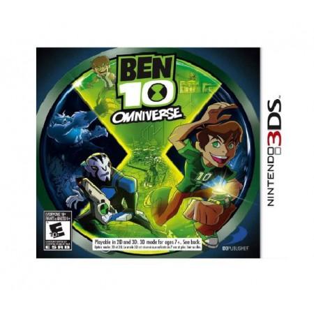 JOGO BEN 10 OMNIVERSE 3DS