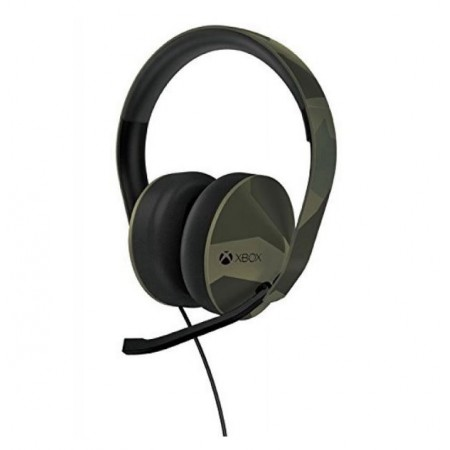 HEADSET STEREO ARMED FORCES CAMUFLADO XBOX ONE - SEM CAIXA