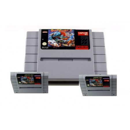 JOGO STREET FIGHTER II SUPER NINTENDO