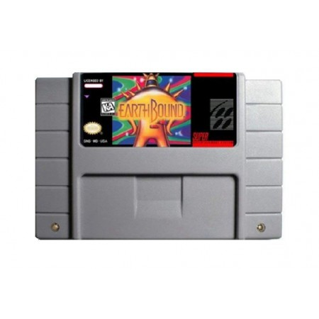 JOGO EARTHBOUND SUPER NINTENDO