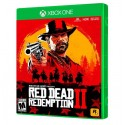 JOGO RED DEAD REDEMPTION II INGLES/PORTUGUES XBOX ONE