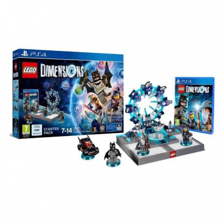 Juego Lego Dimensions Starter Pack Ps4 Super Games