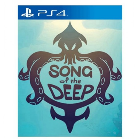 JOGO SONG OF THE DEEP PS4