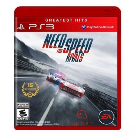 JOGO NEED FOR SPEED RIVALS PS3
