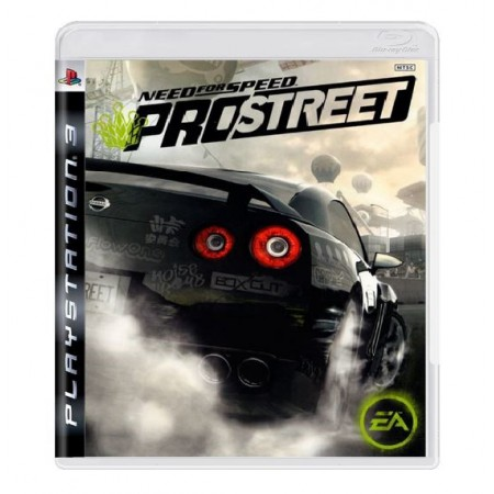 JOGO NEED FOR SPEED PRO STREET PS3