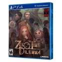 JUEGO ZERO ESCAPE ZERO TIME DILEMMA PS4