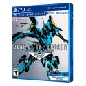 JUEGO ZONE OF THE ENDERS THE 2ND RUNNER MARS VR PS4