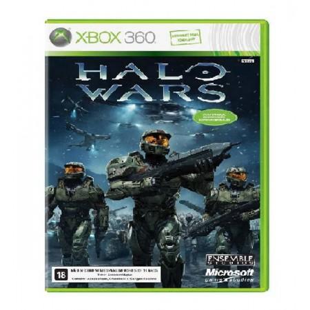 JOGO HALO WARS XBOX 360