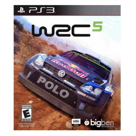 JOGO WRC WORLD RALLY 5 PS3