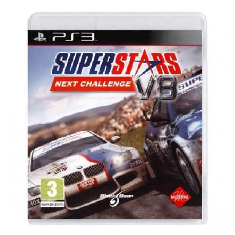 JOGO SUPERSTARS V8 NEXT CHALLENGE PS3