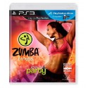 JOGO ZUMBA FITNESS PARTY PS3